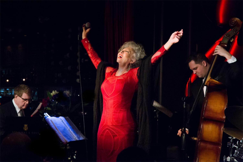 June Garber at Jazz Bistro