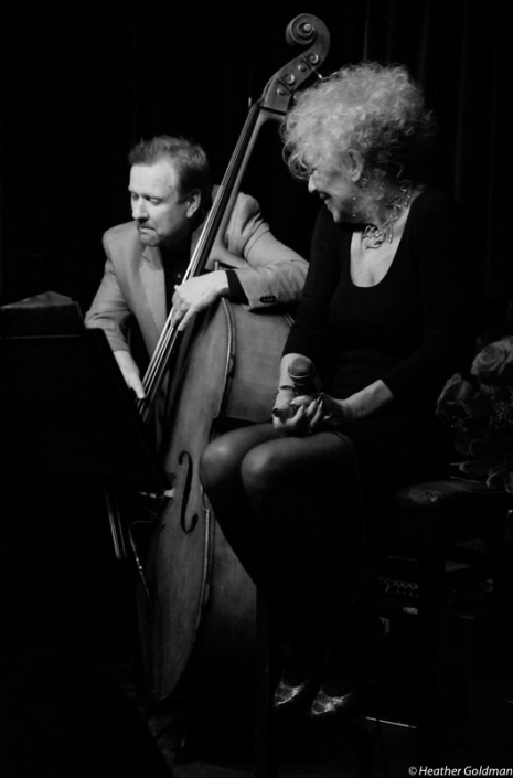 June Garber & Pat Collins